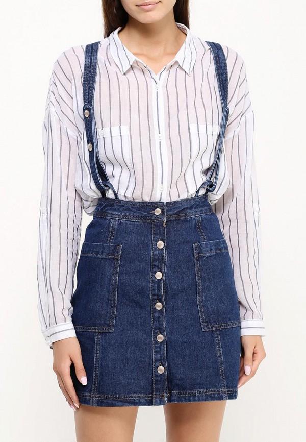 Джинсовая юбка Befree (Бифри) 1631064207: изображение 4