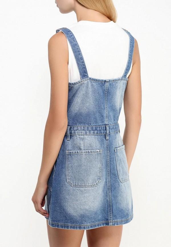 Платье-мини Befree (Бифри) 1631072524: изображение 4