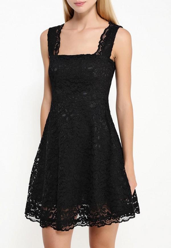 Платье-мини Befree (Бифри) 1631097526: изображение 3