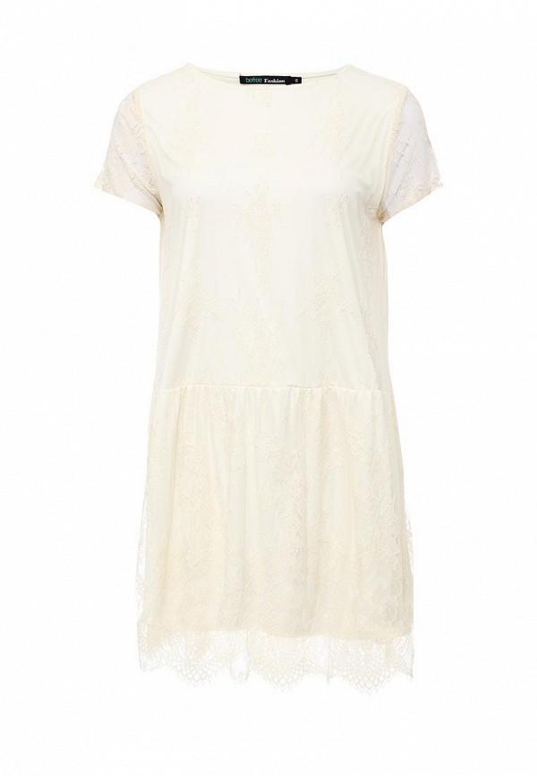 Платье-мини Befree (Бифри) 1631102530: изображение 1
