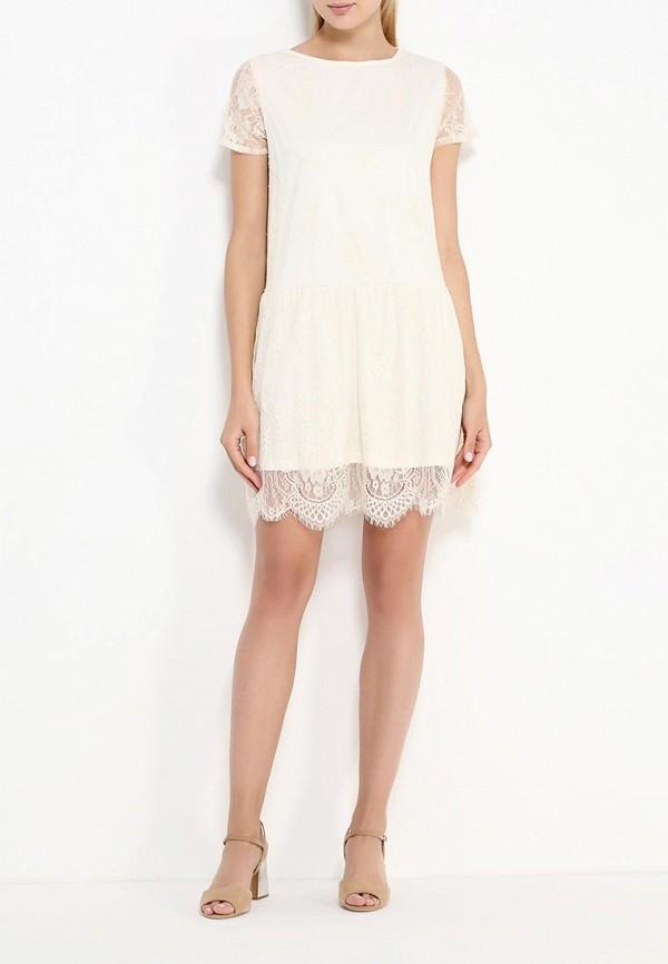 Платье-мини Befree (Бифри) 1631102530: изображение 2