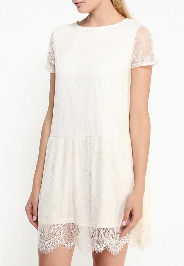 Платье-мини Befree (Бифри) 1631102530: изображение 3