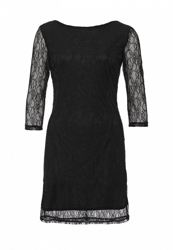 Платье-миди Befree (Бифри) 1631131544: изображение 1