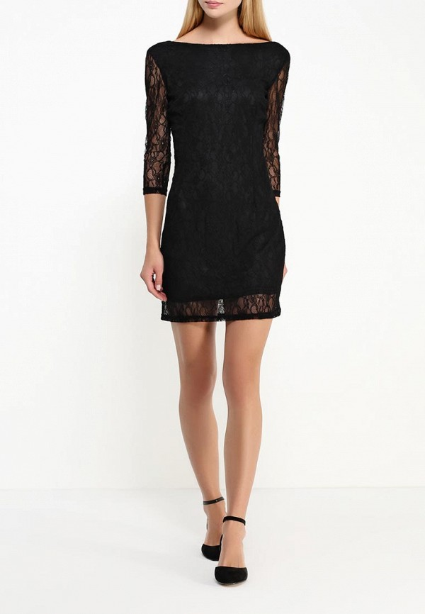 Платье-миди Befree (Бифри) 1631131544: изображение 2