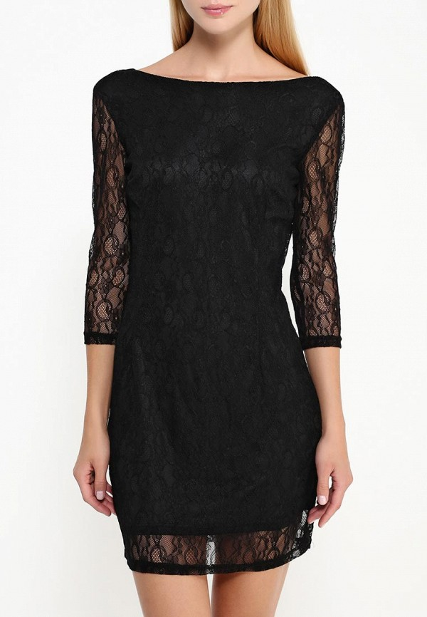 Платье-миди Befree (Бифри) 1631131544: изображение 3