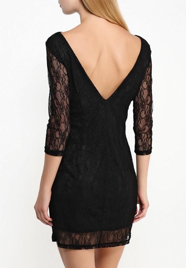 Платье-миди Befree (Бифри) 1631131544: изображение 4