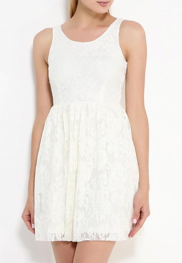 Платье-миди Befree 1631167552: изображение 3