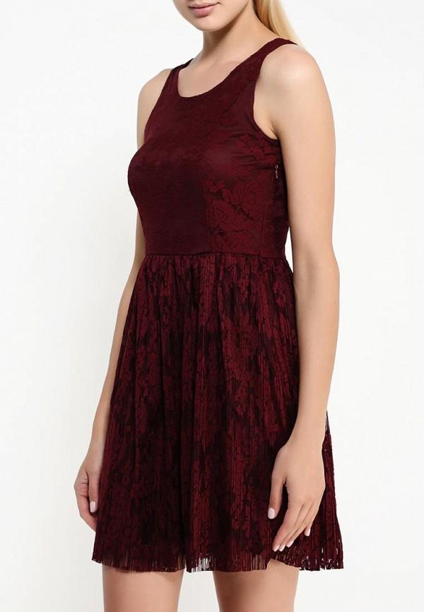 Платье-миди Befree (Бифри) 1631167552: изображение 3