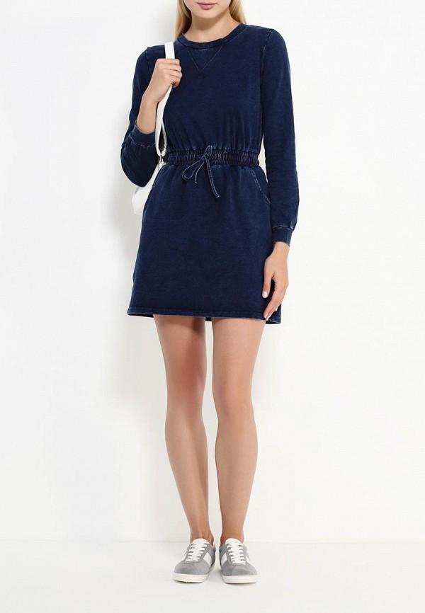 Платье-мини Befree (Бифри) 1631172553: изображение 2