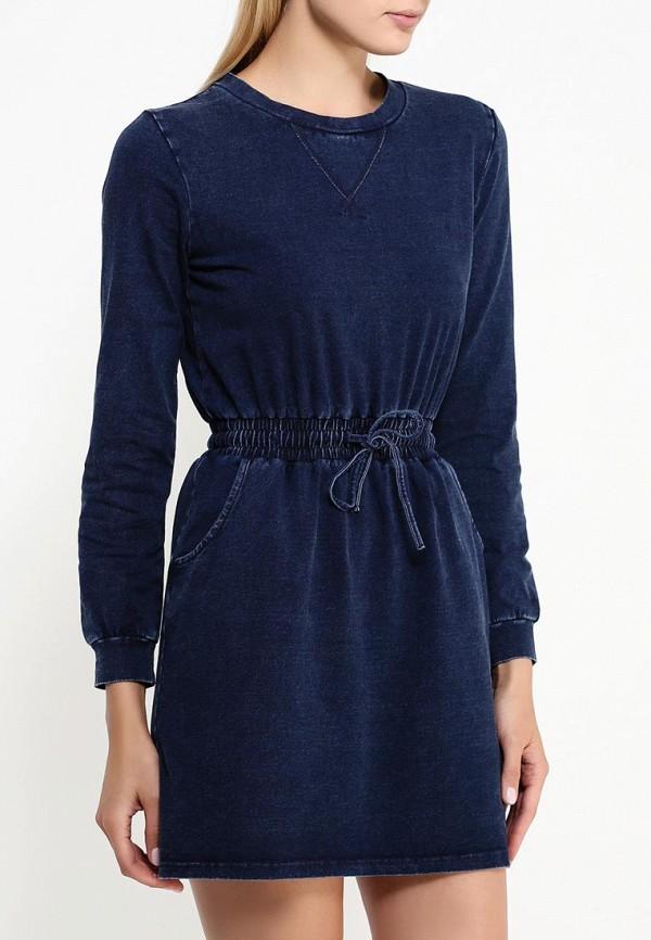 Платье-мини Befree (Бифри) 1631172553: изображение 3