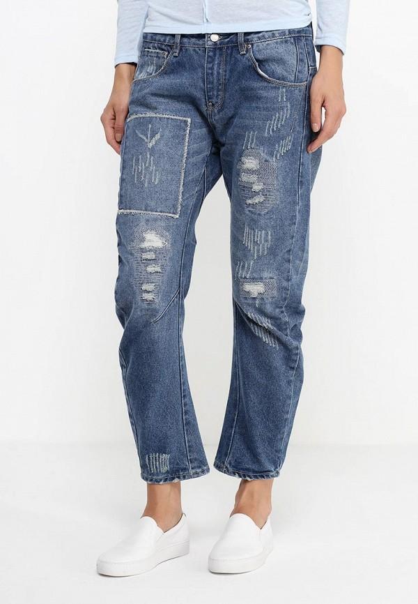 Зауженные джинсы Befree (Бифри) 1631084706: изображение 3