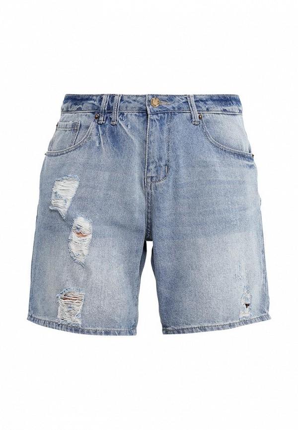 Женские джинсовые шорты Befree (Бифри) 1631087708: изображение 1