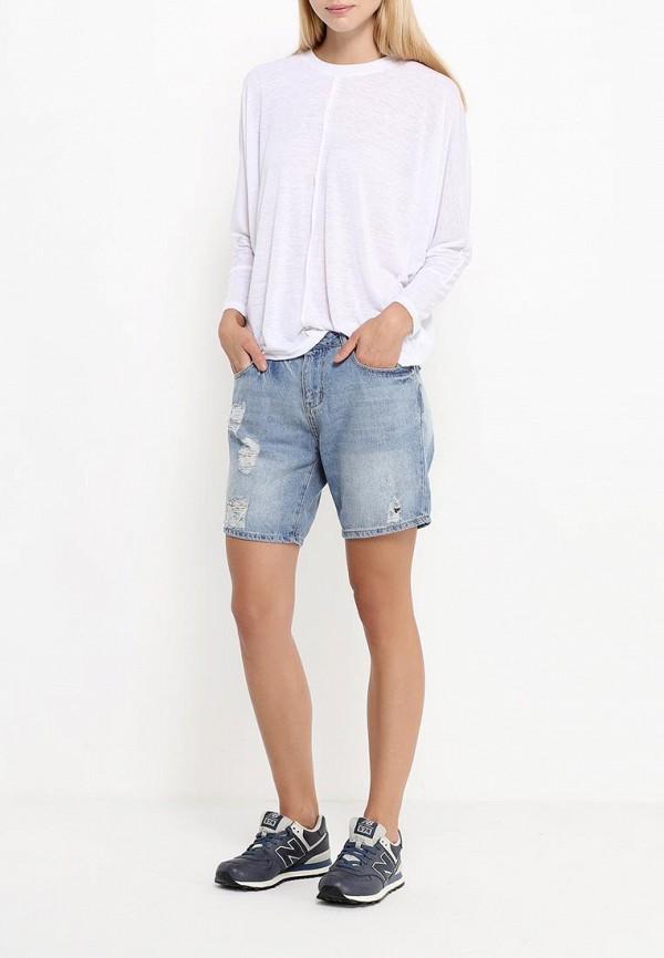 Женские джинсовые шорты Befree (Бифри) 1631087708: изображение 2