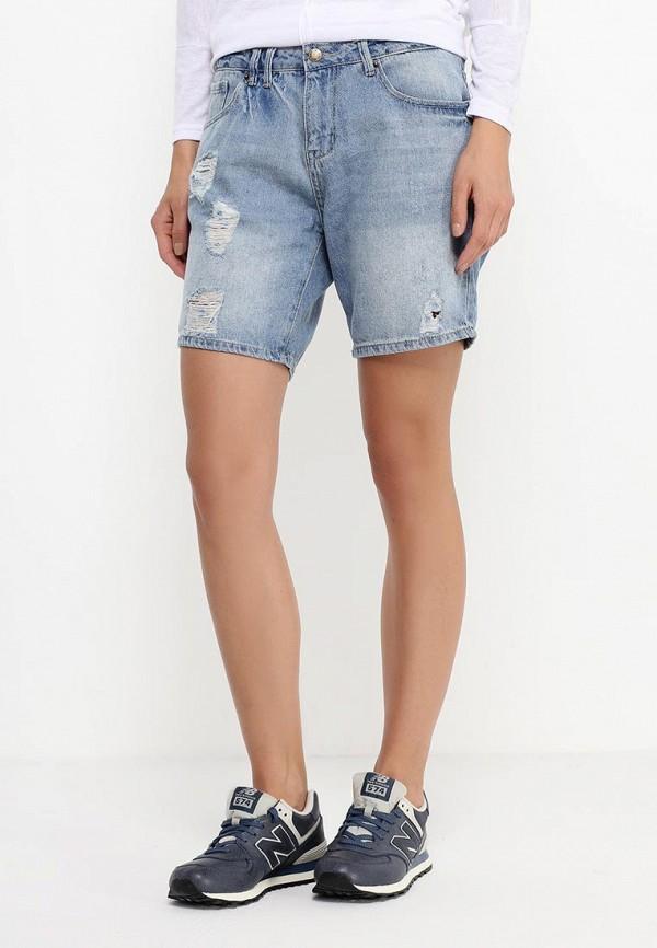 Женские джинсовые шорты Befree (Бифри) 1631087708: изображение 3