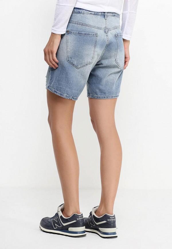 Женские джинсовые шорты Befree (Бифри) 1631087708: изображение 4
