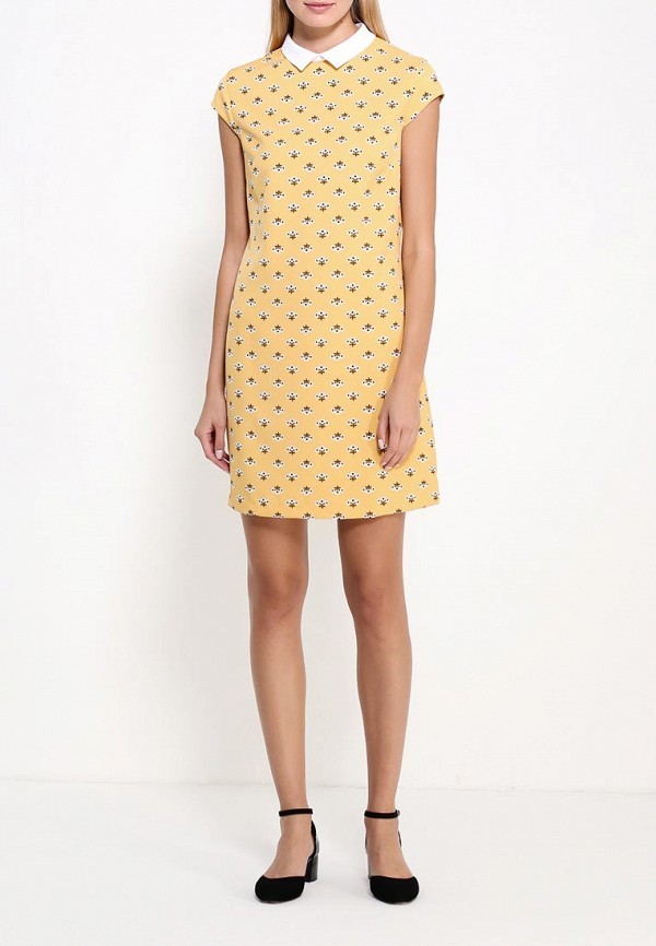 Платье-миди Befree 1621497577: изображение 2