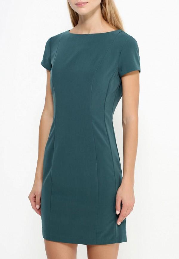 Платье-мини Befree (Бифри) 1631036500: изображение 4