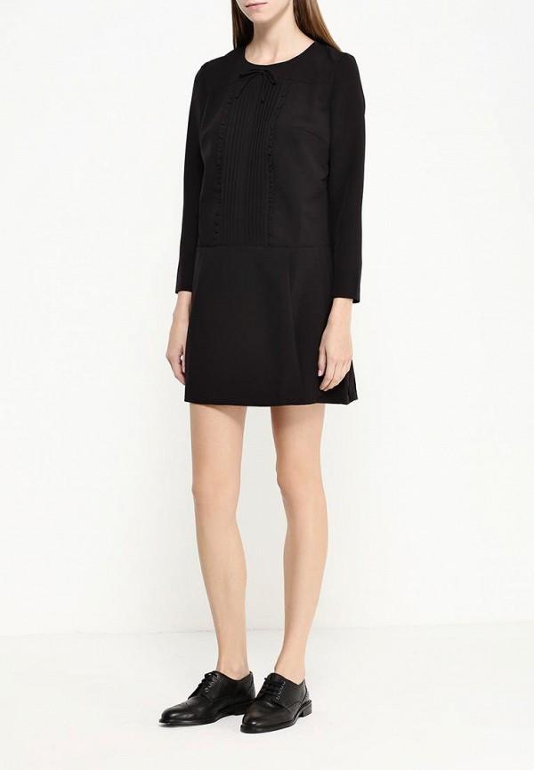 Платье-мини Befree (Бифри) 1631105550: изображение 2