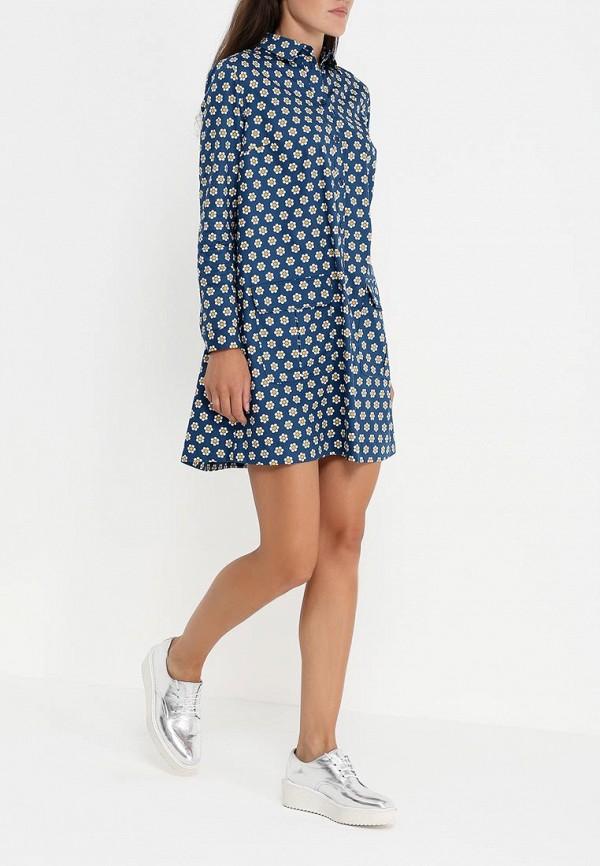 Платье-мини Befree (Бифри) 1631114541: изображение 2