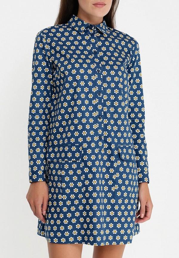 Платье-мини Befree (Бифри) 1631114541: изображение 3