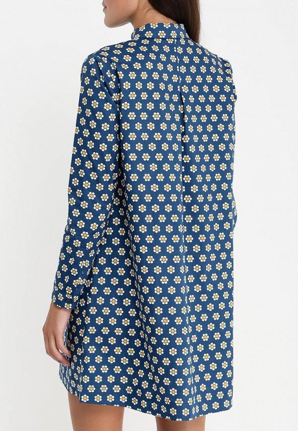 Платье-мини Befree (Бифри) 1631114541: изображение 4