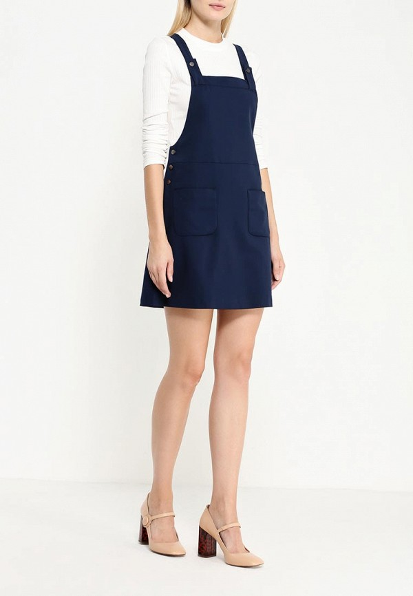 Платье-мини Befree (Бифри) 1631150549: изображение 2
