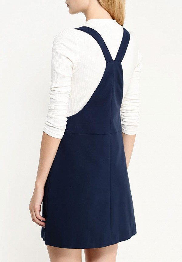 Платье-мини Befree (Бифри) 1631150549: изображение 4