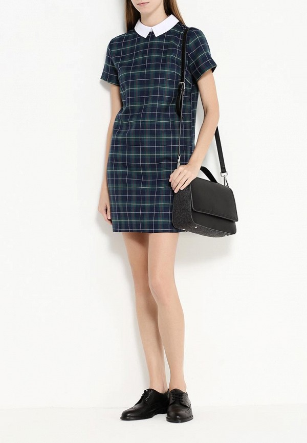 Платье-мини Befree 1631161551: изображение 2