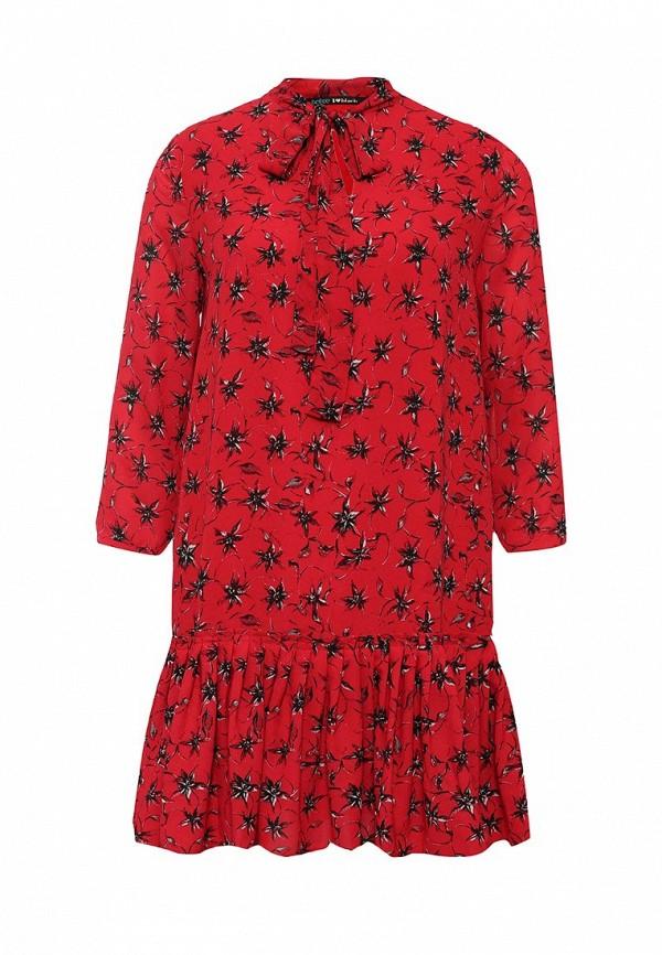 Платье-мини Befree (Бифри) 1631203563: изображение 1