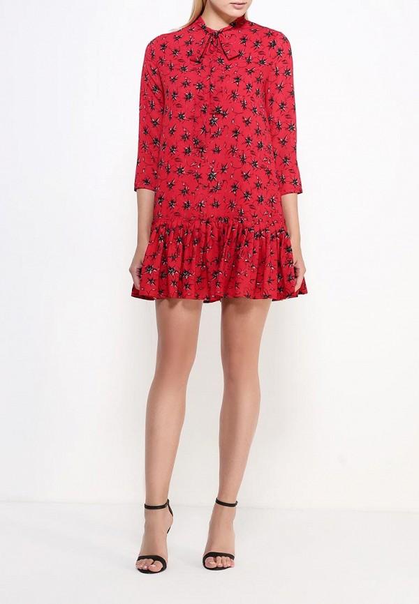 Платье-мини Befree (Бифри) 1631203563: изображение 2
