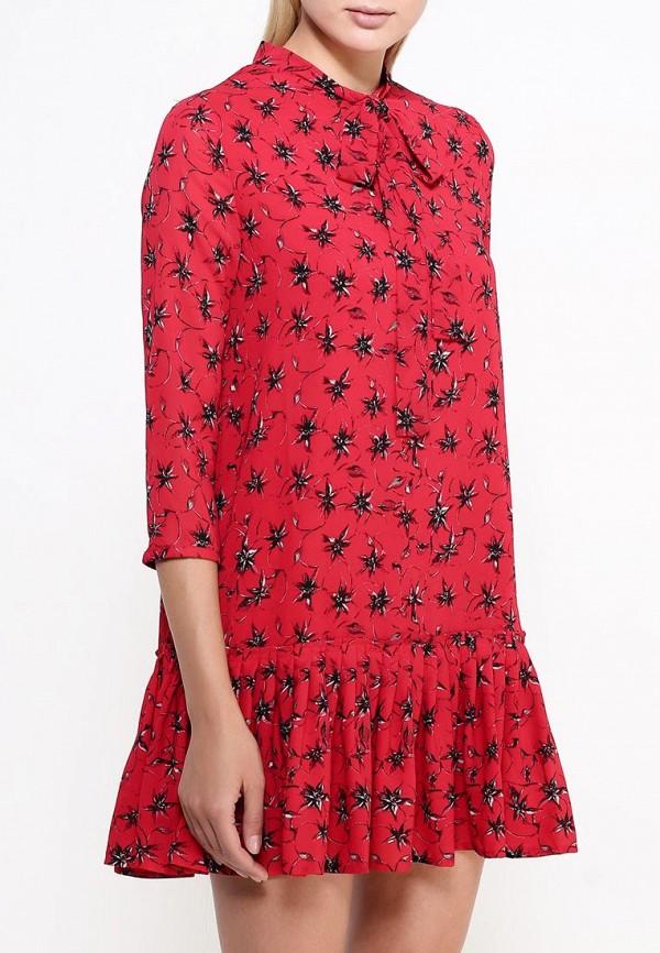 Платье-мини Befree (Бифри) 1631203563: изображение 3