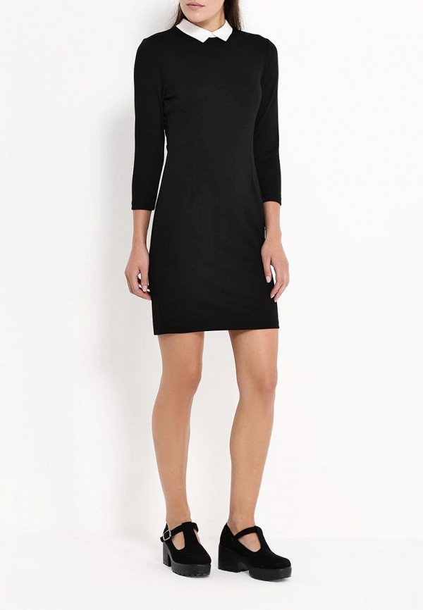 Платье-миди Befree 1631212568: изображение 2