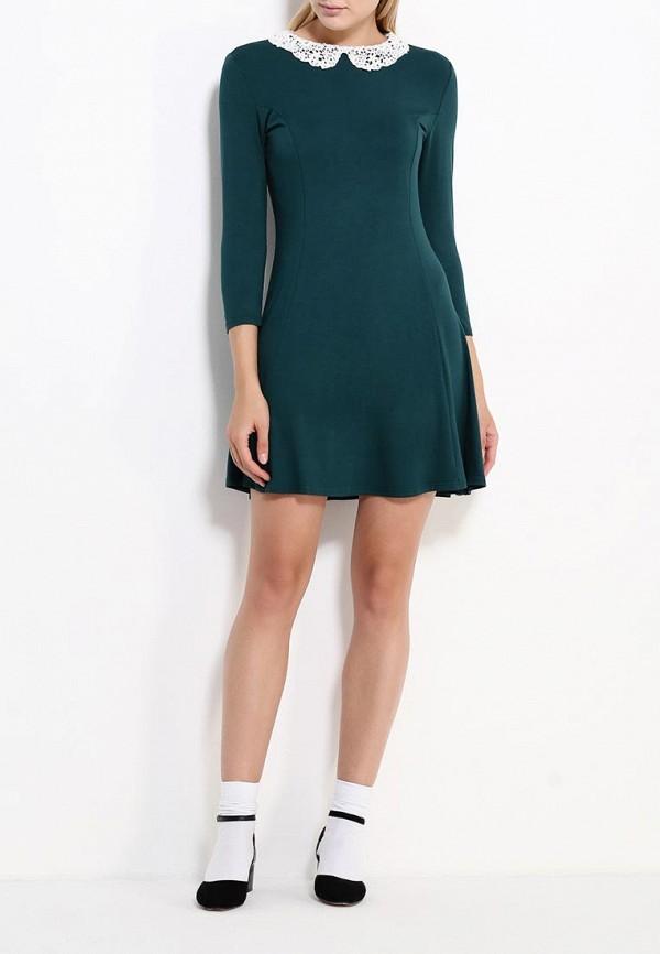 Платье-мини Befree (Бифри) 1631363502: изображение 2