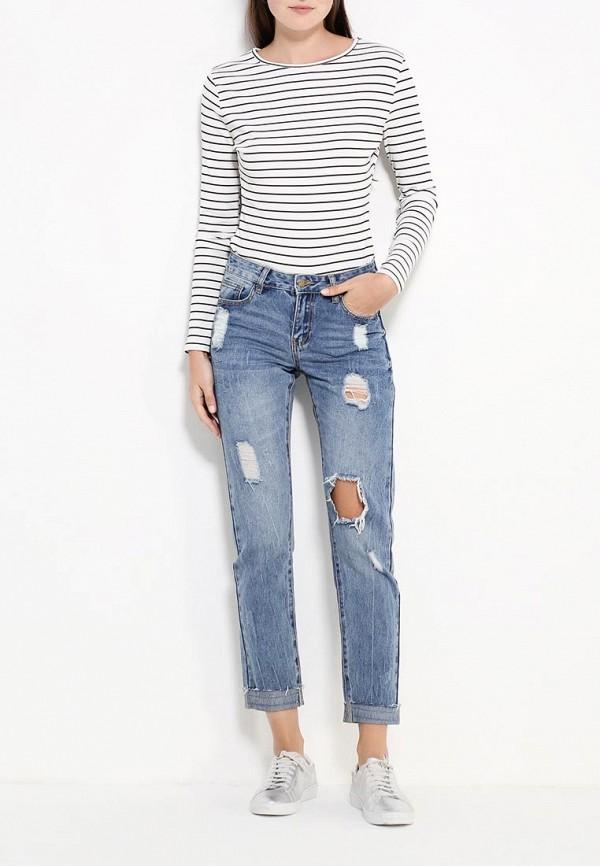 Зауженные джинсы Befree (Бифри) 1631352722: изображение 2