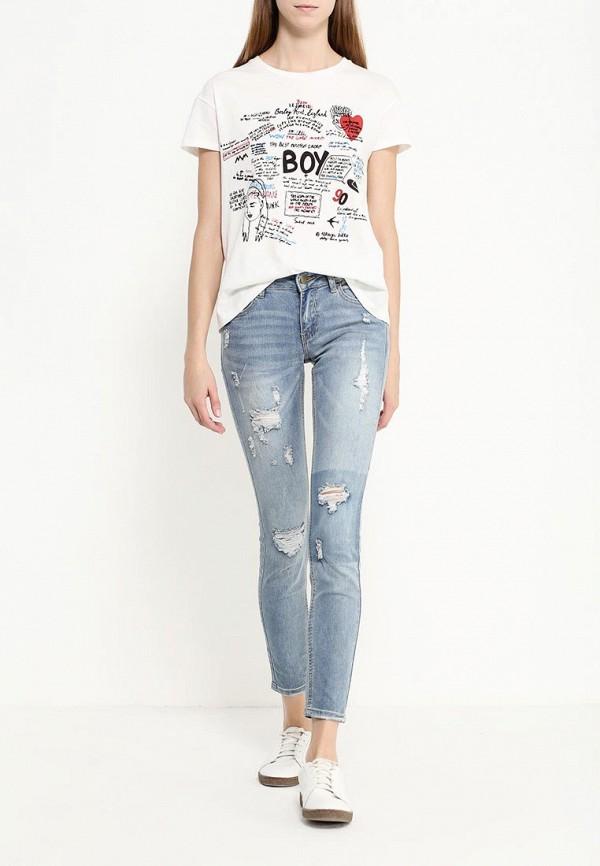 Зауженные джинсы Befree (Бифри) 1631354724: изображение 2