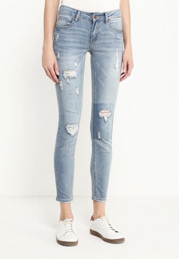 Зауженные джинсы Befree (Бифри) 1631354724: изображение 3