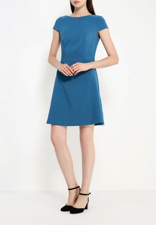 Платье-миди Befree (Бифри) 1631107535: изображение 2