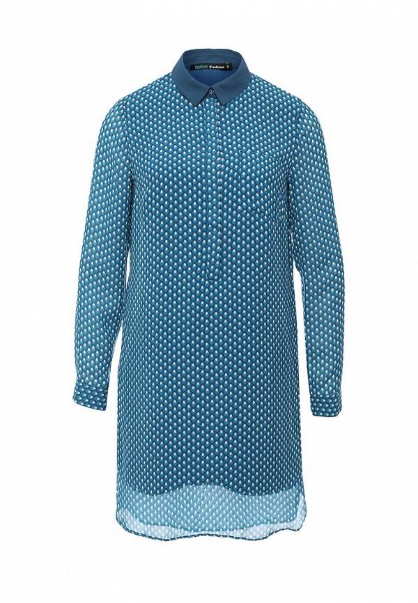 Платье-миди Befree (Бифри) 1631122537: изображение 1