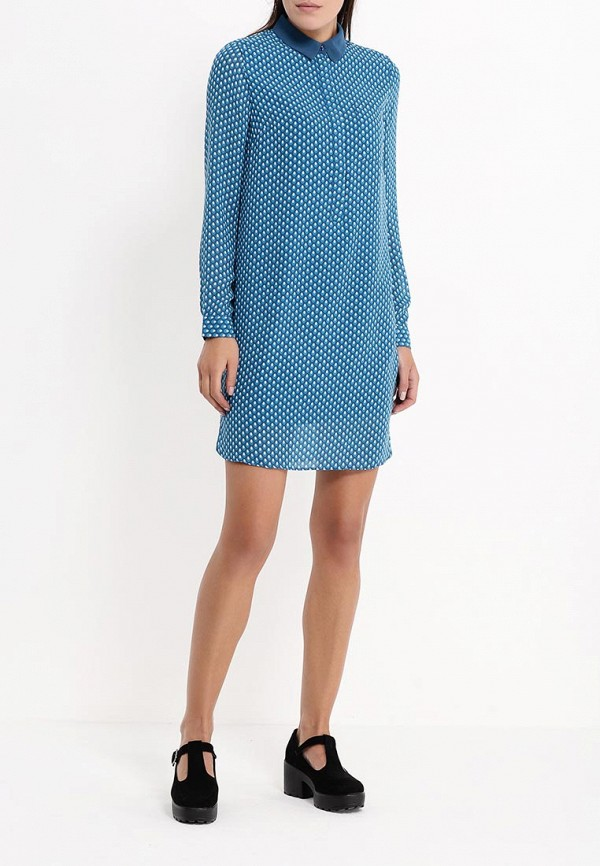 Платье-миди Befree (Бифри) 1631122537: изображение 2