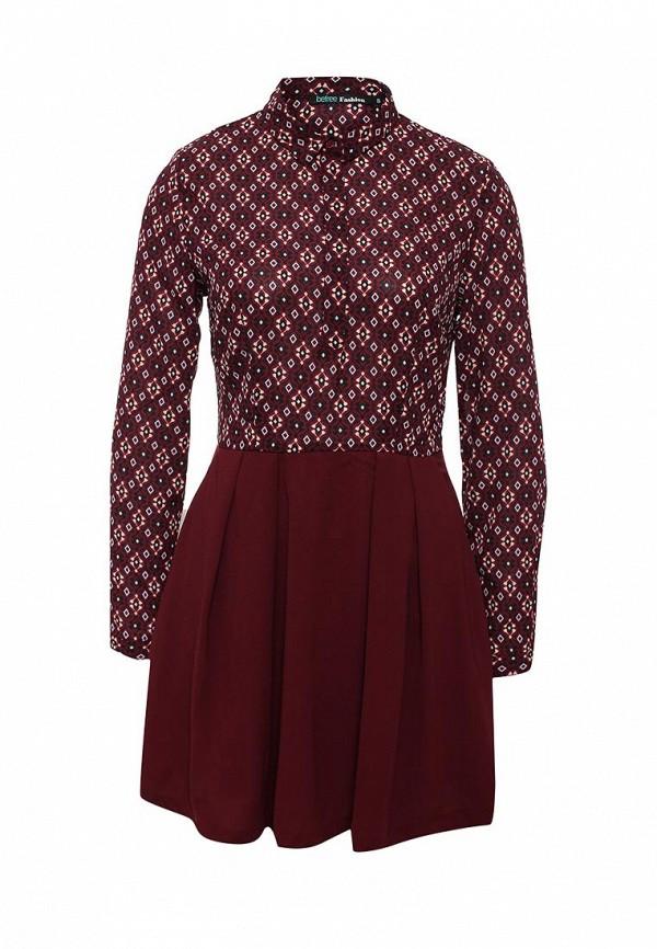 Платье-мини Befree (Бифри) 1631125540: изображение 1