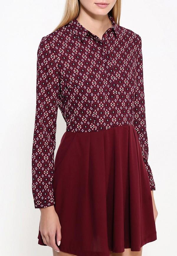 Платье-мини Befree (Бифри) 1631125540: изображение 3