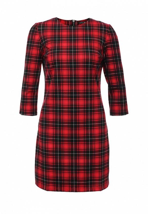 Платье-мини Befree (Бифри) 1631229570: изображение 1