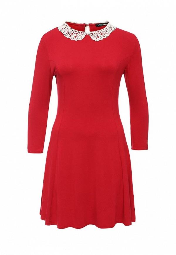 Вязаное платье Befree (Бифри) 1631363502: изображение 1