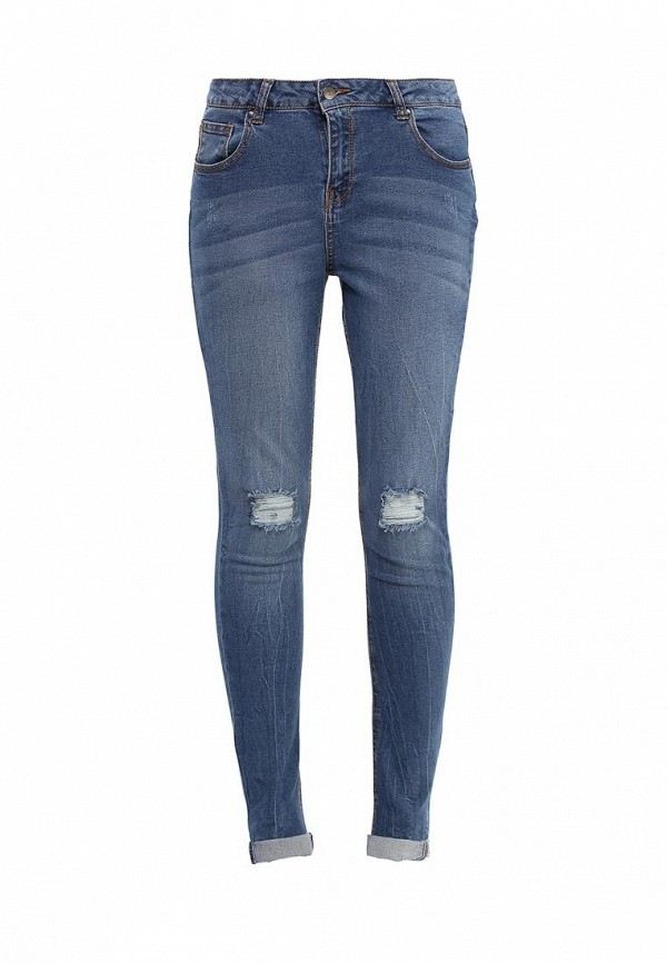 Зауженные джинсы Befree (Бифри) 1631343718: изображение 1