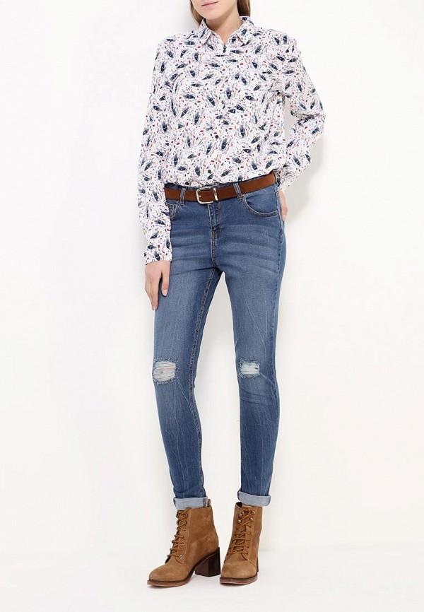 Зауженные джинсы Befree (Бифри) 1631343718: изображение 2