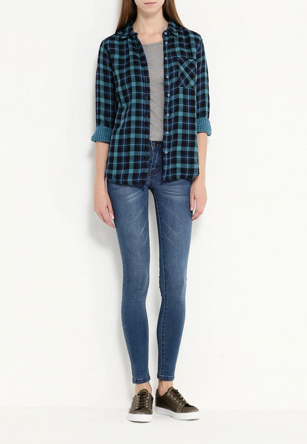 Зауженные джинсы Befree (Бифри) 1631353723: изображение 6