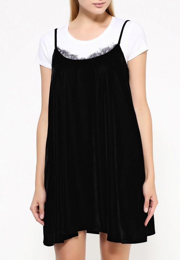 Платье-миди Befree 1631266576: изображение 4