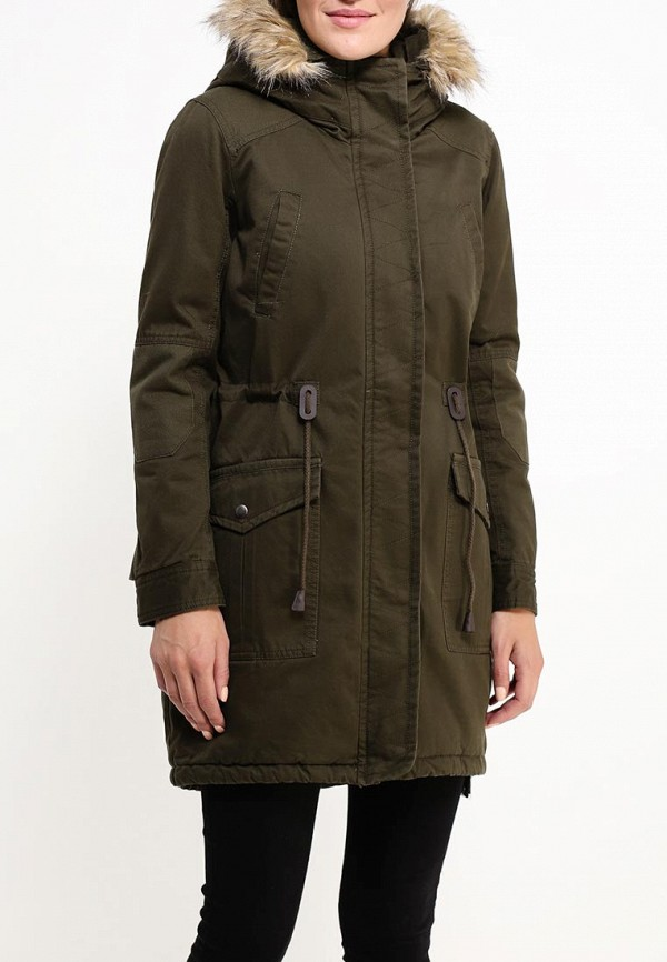 Утепленная куртка Befree 1631322126: изображение 3
