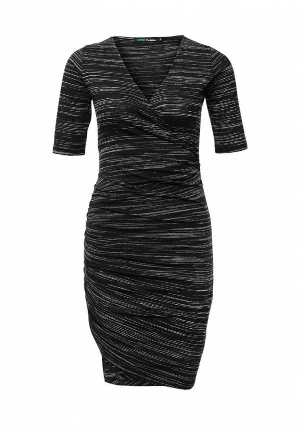 Платье-миди Befree (Бифри) 1631401592: изображение 2
