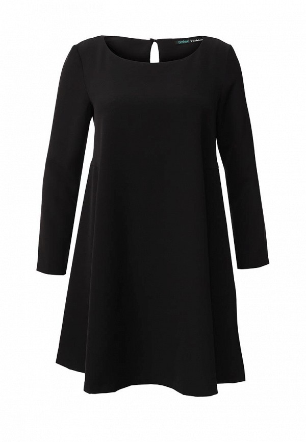 Платье-мини Befree (Бифри) 1631251587: изображение 1